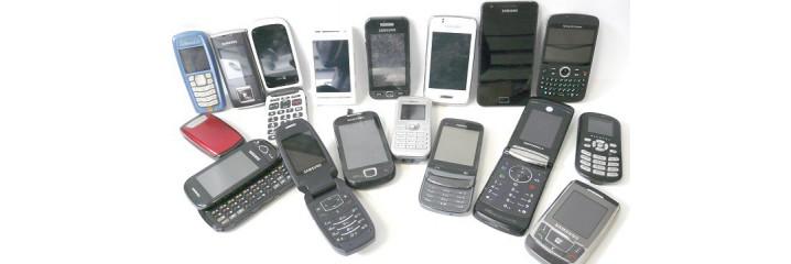 Téléphones d'occasions