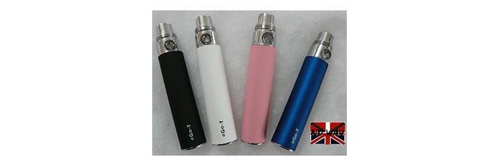 Batterie E-cigarettes