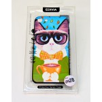 Coque Edivia Chat I Phone 7 et 8